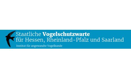 Logo Staatliche Vogelschutzwarte (VSW) für Hessen, Rheinland-Pfalz und Saarland