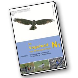 Neuerscheinung ‒ Die Vogelwelt von Rheinland-Pfalz (Nov. 2020)
